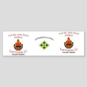3-16th FA mug Sticker (Bumper)