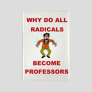 RADICAL PROFESSOR Rectangle Magnet