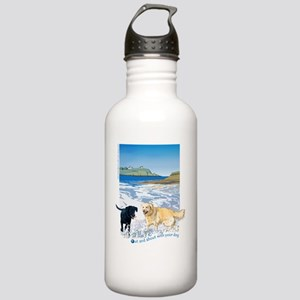 8x8_apparel-later Stainless Water Bottle 1.0L