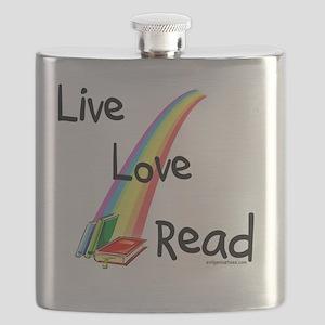 liveloveread Flask