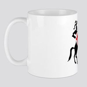 GEORGENDRAGON2 Mug