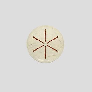 Garklein Recorder Sextet Mini Pin