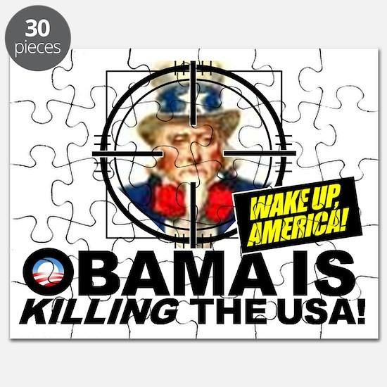 2012-Obama-is-Evil Puzzle