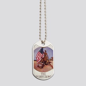 The Motor Corps of America Dog Tags