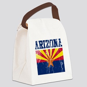 arizfrust Canvas Lunch Bag