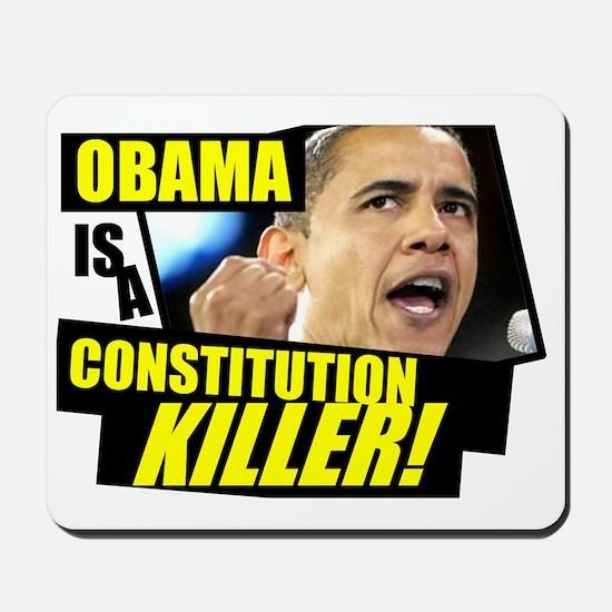 (2)-Worst-President-Ever Mousepad