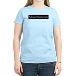 Miscellaneous Women's Pink T-Shirt