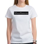 Miscellaneous Women's T-Shirt
