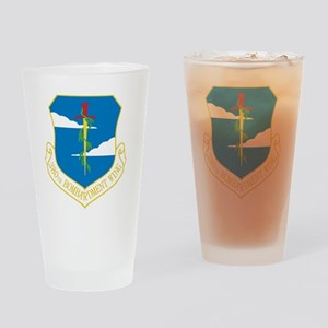 380th BW Drinking Glass