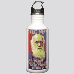 darwin-CRD Stainless Water Bottle 1.0L