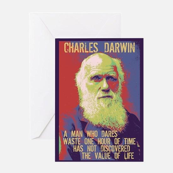 darwin-CRD Greeting Card