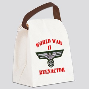 WWII german tshirt3 Canvas Lunch Bag