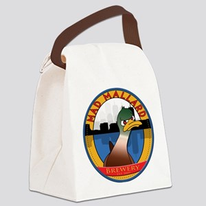 mmbcoasterflat2 Canvas Lunch Bag