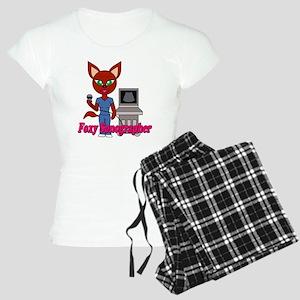 foxy Women's Light Pajamas