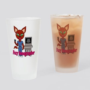 foxy Drinking Glass