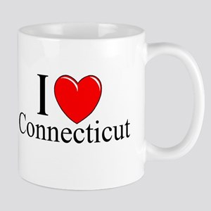 """I Love Connecticut"" Mug"