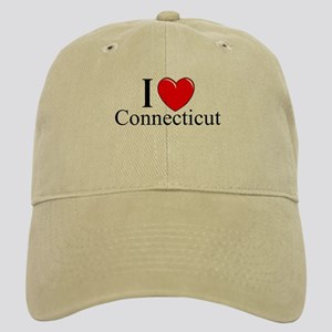 """I Love Connecticut"" Cap"