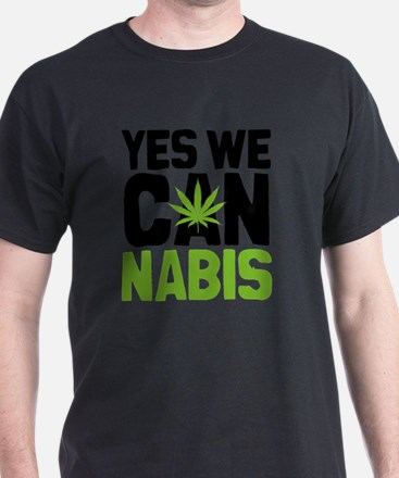 Cannabis Yes T-Shirt