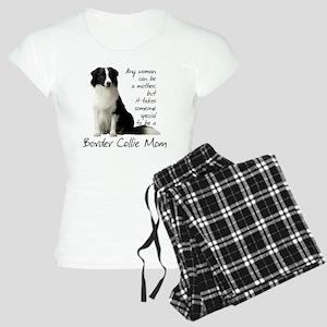 Border Collie Women's Light Pajamas