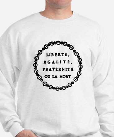 ART French Revolution 1 Sweatshirt