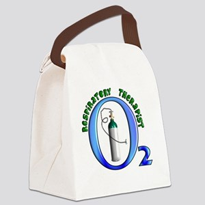 Respiratory Therapist Canvas Lunch Bag
