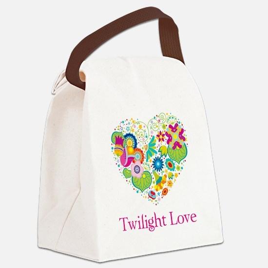 Twilight Love S6 Canvas Lunch Bag