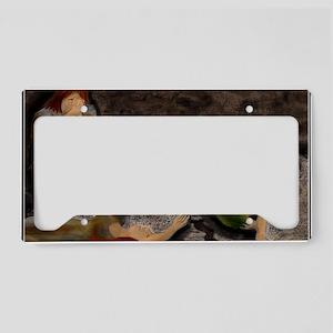 QUIET DESPERATION License Plate Holder
