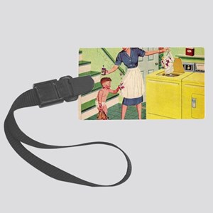 sc00a52222 Large Luggage Tag