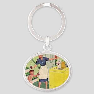 sc00a52222 Oval Keychain