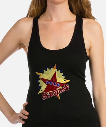 GERMANY_4 Racerback Tank Top