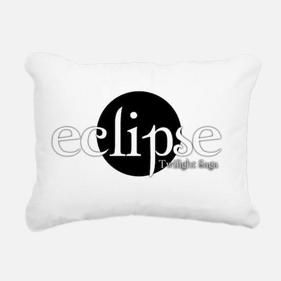 eclipse4 Rectangular Canvas Pillow