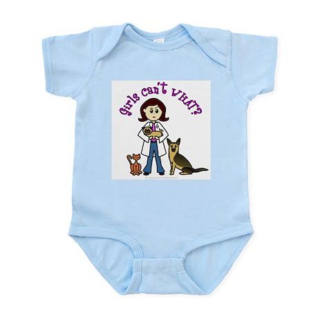 Light Veterinarian Infant Bodysuit