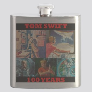 5 Toms 100 years Flask
