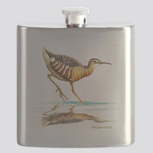 clapper rail Flask