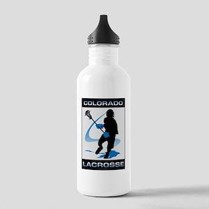 Lacrosse 49 Stainless Water Bottle 1.0L