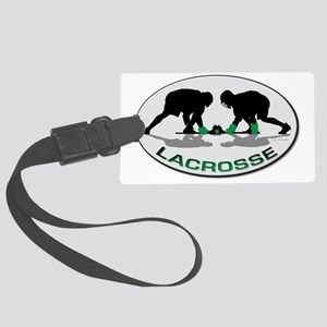 Lacrosse 35 Large Luggage Tag