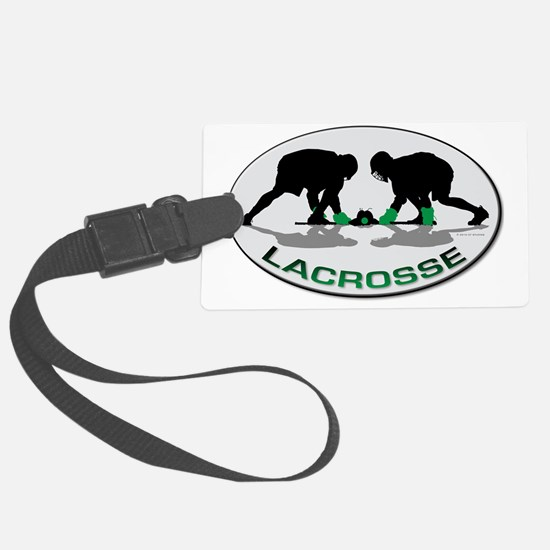 Lacrosse 35 Luggage Tag