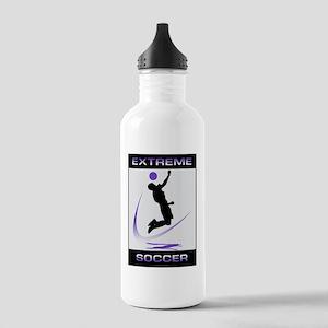 Soccer 33 Stainless Water Bottle 1.0L