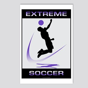 Soccer 33 Postcards (Package of 8)