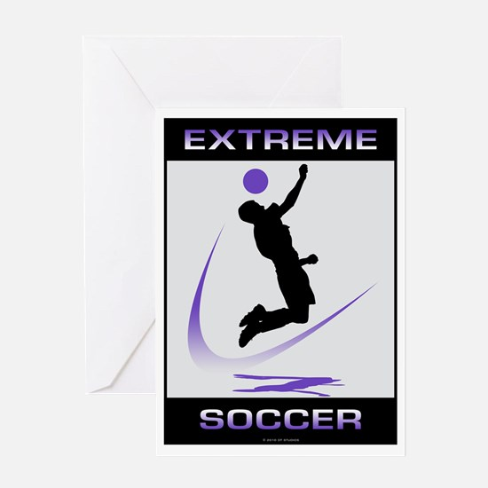 Soccer 33 Greeting Card