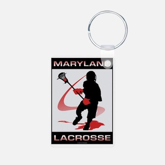 Lacrosse 41 Keychains