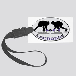 Lacrosse 33 Large Luggage Tag