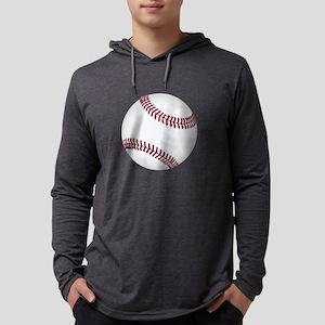 Baseball Game Time Long Sleeve T-Shirt