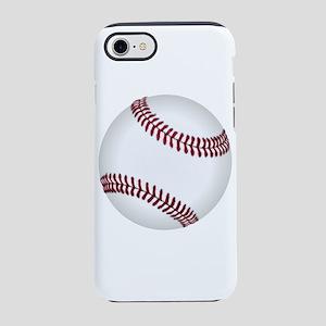 Baseball Game Time iPhone 7 Tough Case