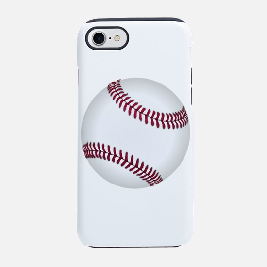Baseball Game Time iPhone 7 Tough Case
