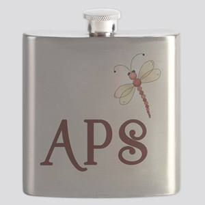 Living with APS - Dragonfly Flask