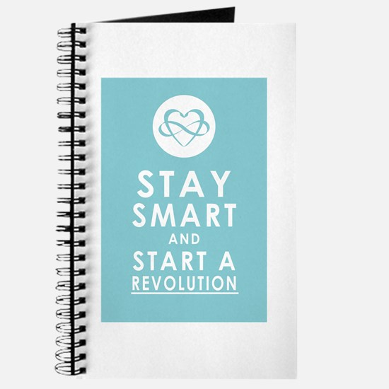 LOVE REVOLUTION Sky Blue Journal