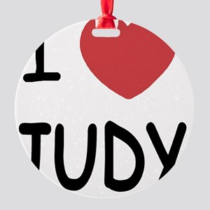 JUDY01 Round Ornament