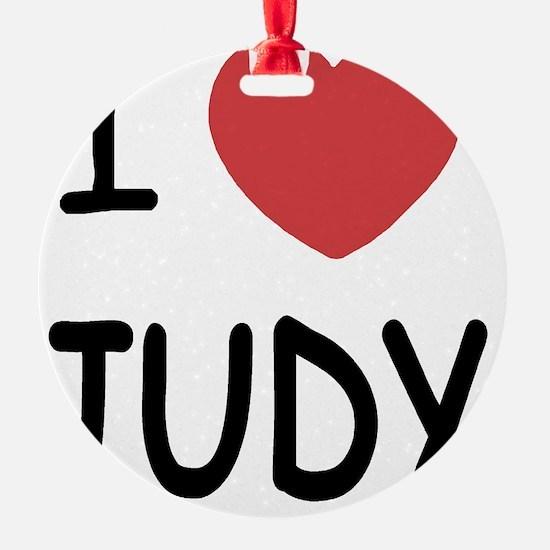 JUDY01 Ornament