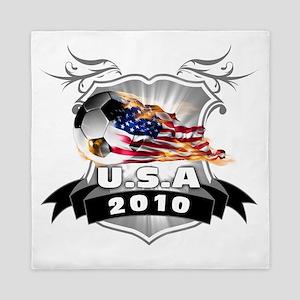 USA World Cup 2010 Queen Duvet